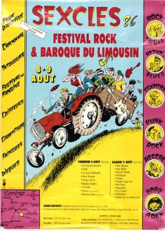 Festival rock & baroque du Limousin