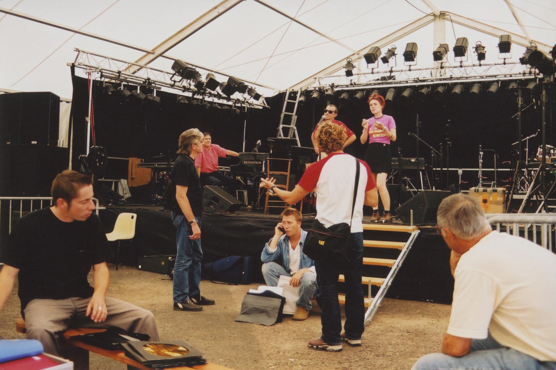 Édition 2001