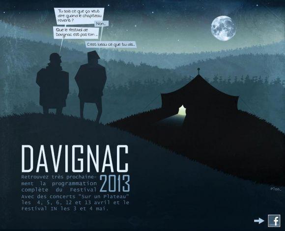 L'oeil de Plon - Mise en bouche du festival 2013