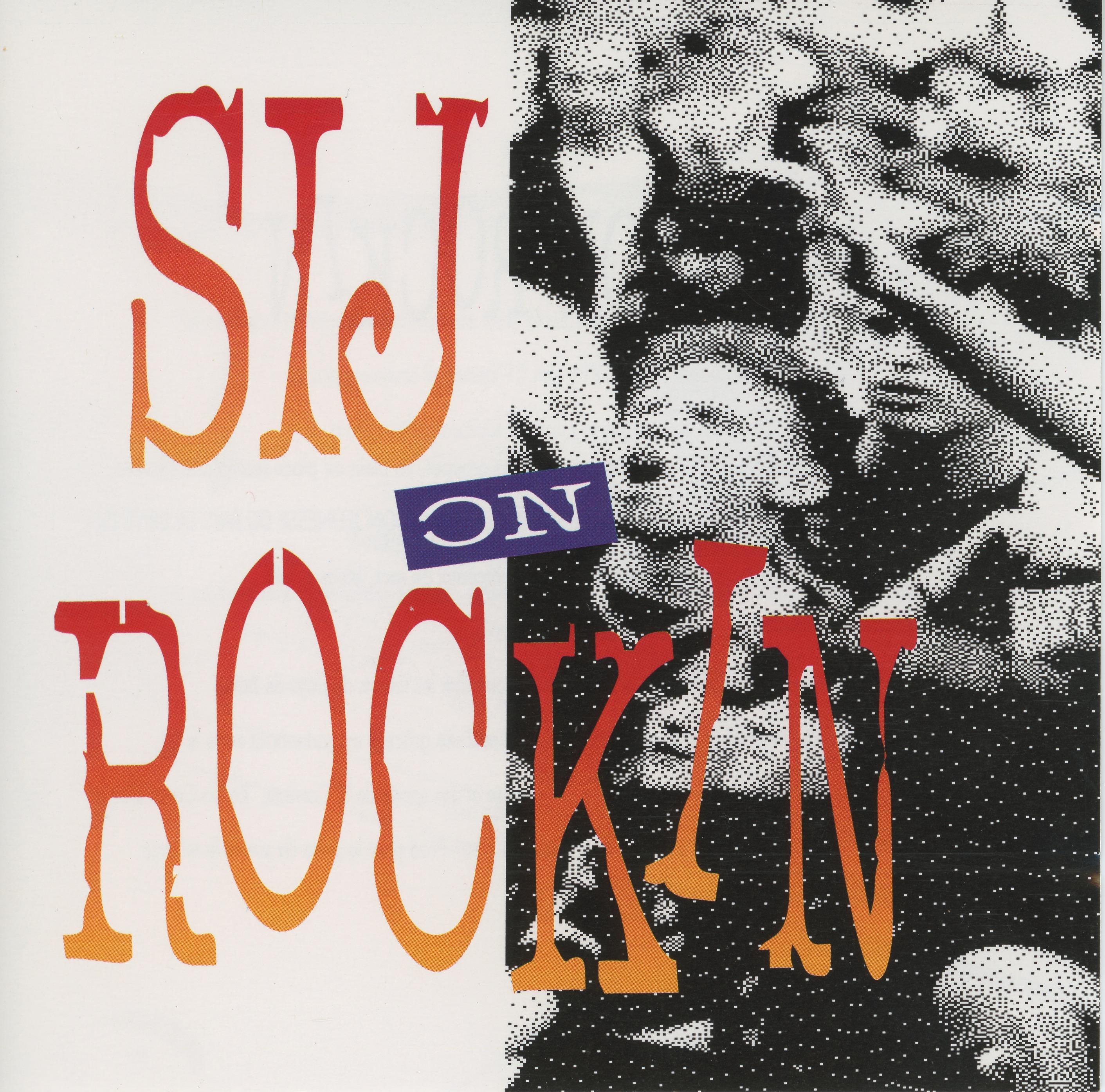 Pochette de Sij On Rockin - Les concerts des 10 ans du SIJ ont fait l'objet d'un disque live.