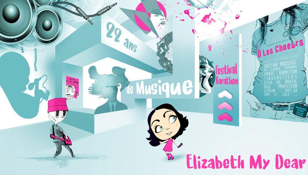 Elizabeth My Dear, 21 ans et pas une ride!
