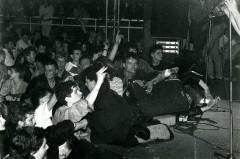 Concert d'OTH au Festival Rock en Transe organisé par l'association Rock à la Grange, le 10 juin 1989.