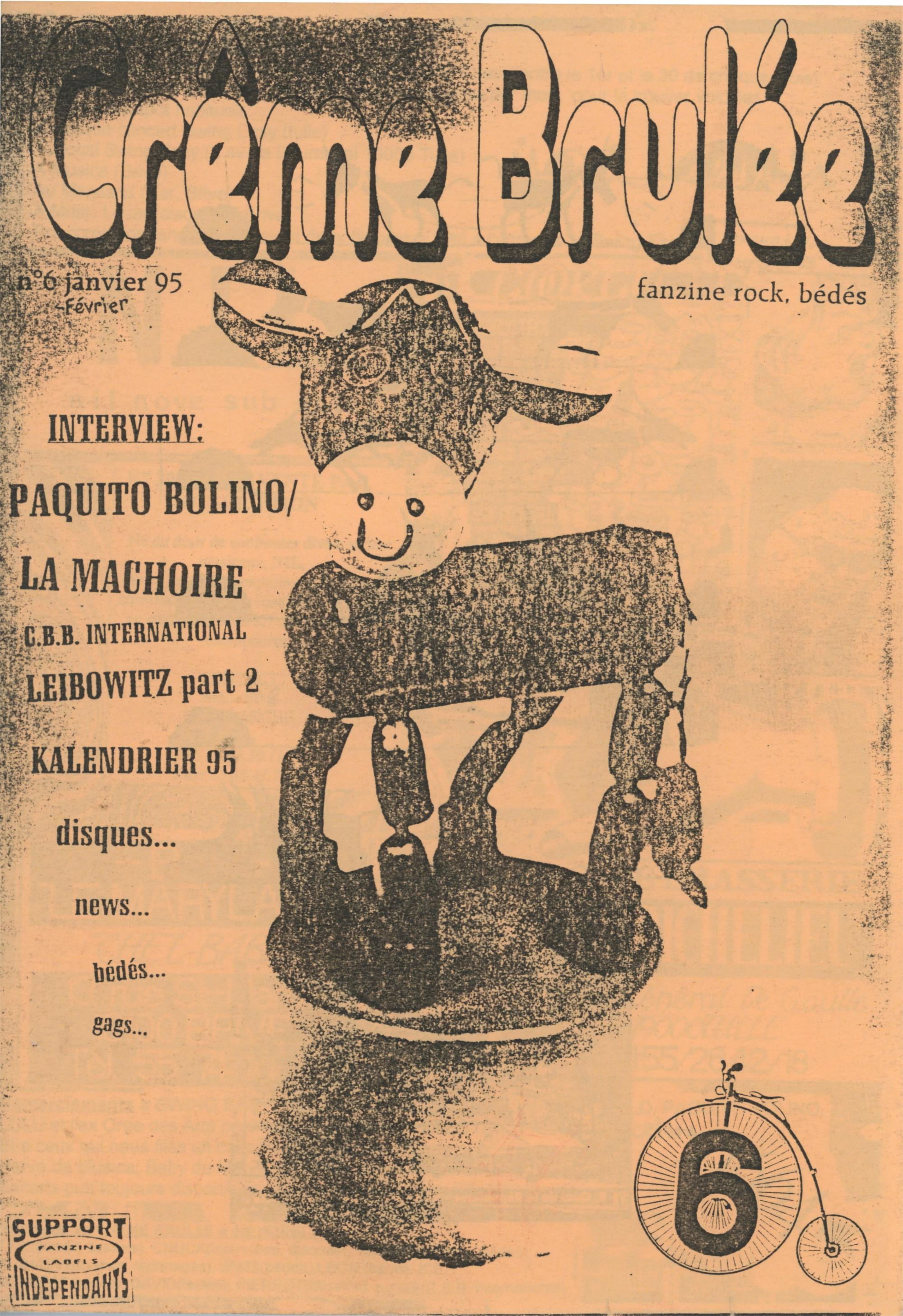 Le Fanzine, le blog polycopié