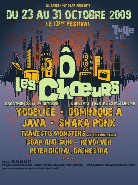 CDLS #4 : Ô Les Choeurs