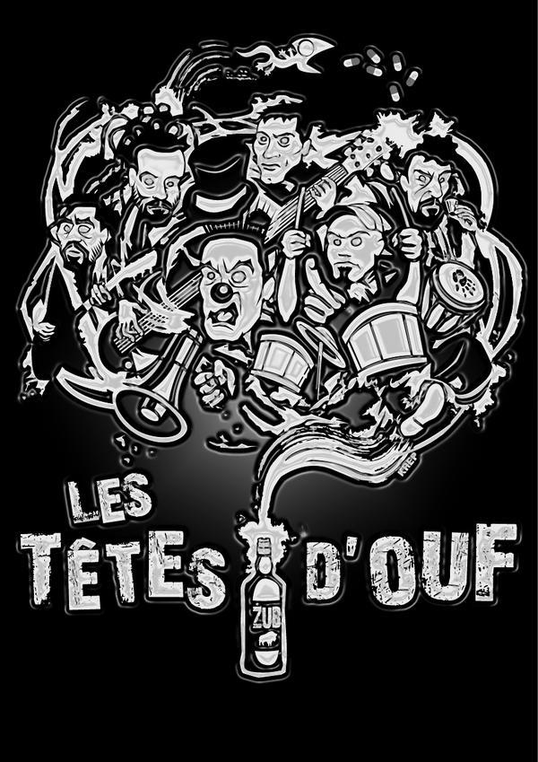 L'affiche du groupe
